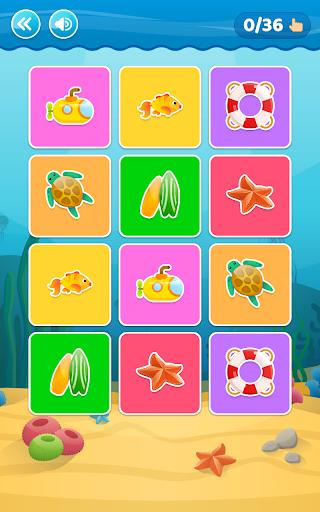 Memory game for kids  screenshots 10