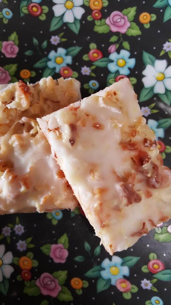Lemon Coconut Bars Recipe