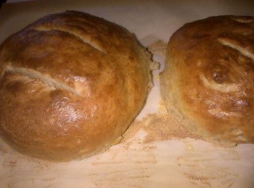 Ruth's Bread Recipe