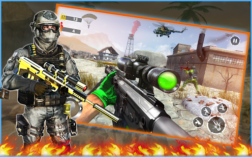 App Fury Counter Terrorist Attack – FPS Shooting Games APK for Windows Phone
