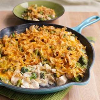 Stovetop Chicken & Broccoli Casserole.