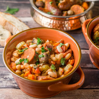 White Bean Cassoulet Recipes
