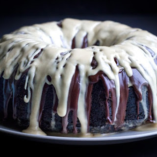 Irish Car Bomb Bundt Cake.