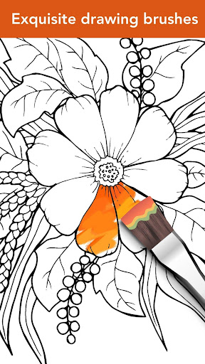Colorfit - Drawing & Coloring 1.1.3 screenshots 4