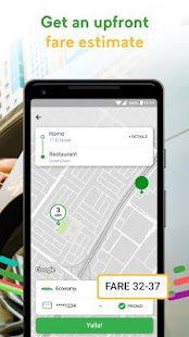 Careem - Car Booking App Screenshot