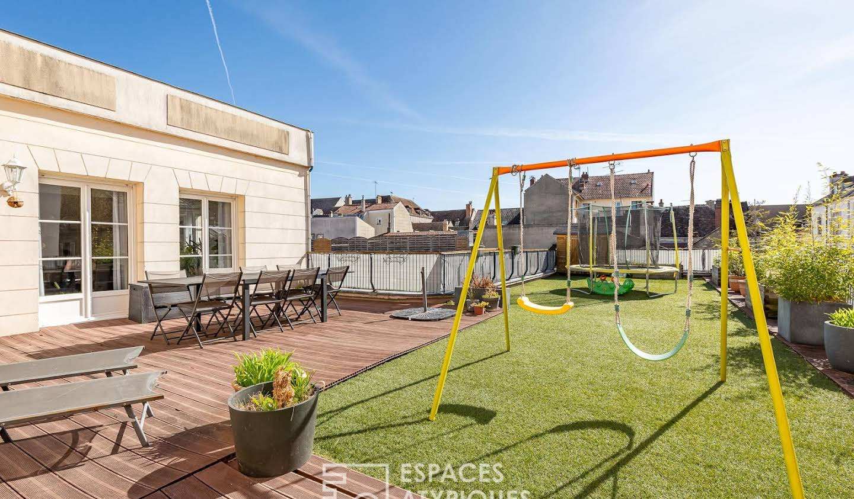 Appartement avec terrasse Melun