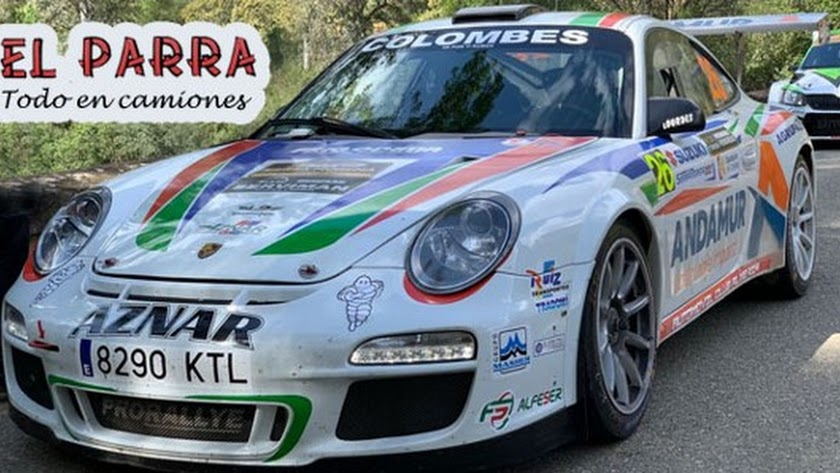 El piloto del Almanzora ya tiene un nuevo sponsor.