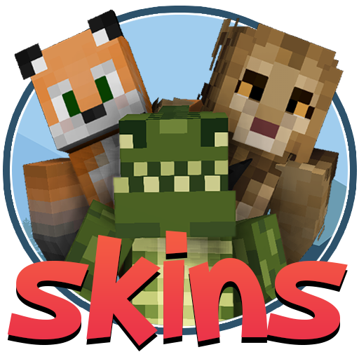Animal Skins for Minecraft 書籍 App LOGO-硬是要APP