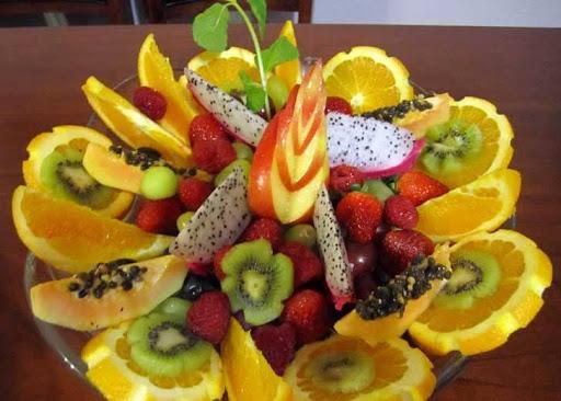Fruit Decoration Puzzles
