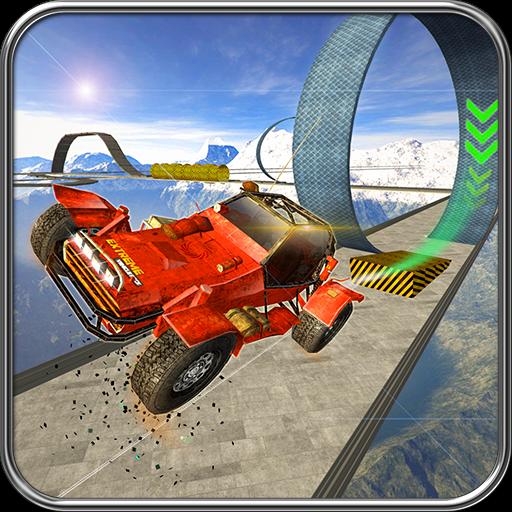 Impossible Buggy Racing Stunts
