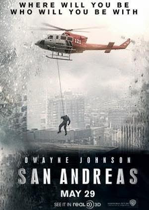 Filme Poster Terremoto - A Falha de San Andreas HDTS XviD & RMVB Legendado