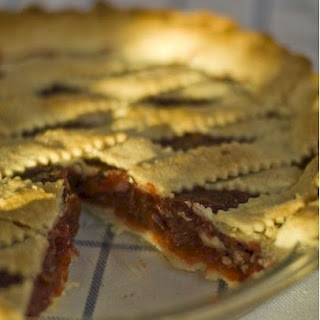 Door County Cherry Pie with Easy Vegan Pie Crust