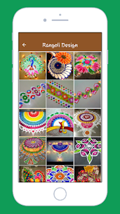 Rangoli Designs Latest - náhled