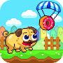 Pugs & Donuts - Crazy Pug FREE