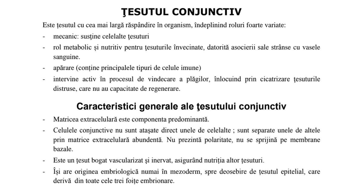 caracteristici de regenerare a țesutului conjunctiv tratamentul condrozei articulației umărului cu unguent