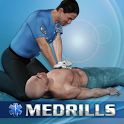 Medrills: Performing CPR icon