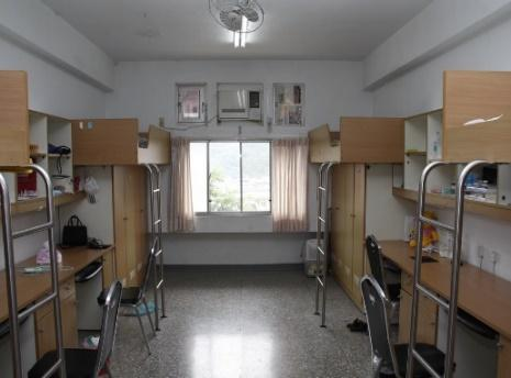 女生宿舍(一)設備概況圖集