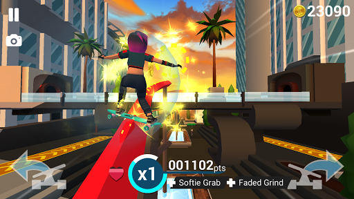 Faily Skater screenshots 1