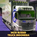 Bussid Truck Canter Mod Indonesia icon