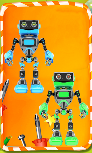 crazy robot repair: fixing & repairing game screenshot 2