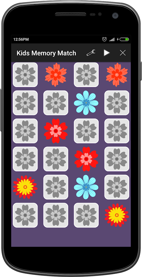 Kids Memory Match - Flip Card- screenshot
