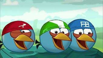 Angry Birds Toons - True Blue?