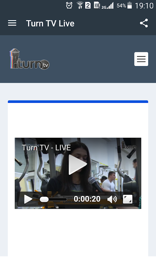 Turn TV- screenshot