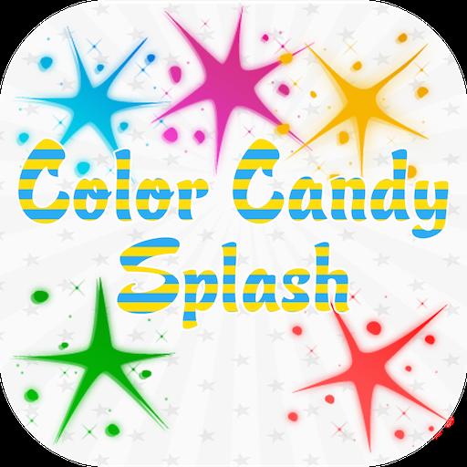 Color Candy Splash ( 中文 ) 休閒 App LOGO-APP試玩