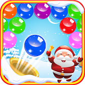Santa Bubble Shooter 2016