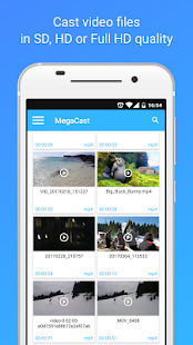 App MegaCast - Chromecast player APK for Windows Phone