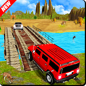 Offroad Hummer Driving 3d Game