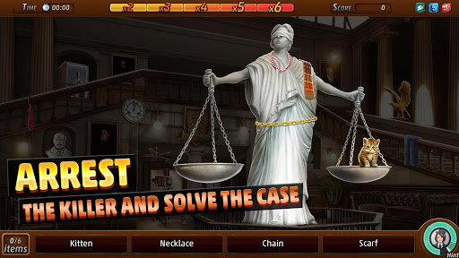 Criminal Case: Mysteries of the Past android2mod screenshots 15