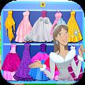 Princess Star Dress Up Fashion icon