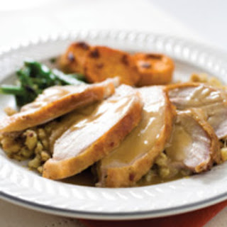 Cook'S Illustrated'S Slow-Roasted Turkey with Gravy Recipe