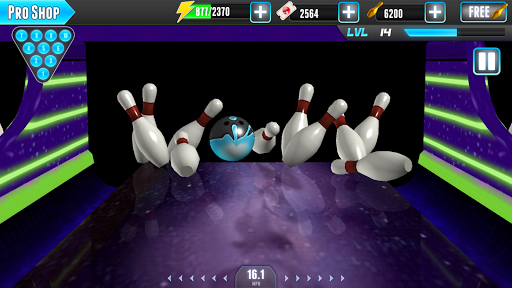 PBAu00ae Bowling Challenge  gameplay | by HackJr.Pw 7