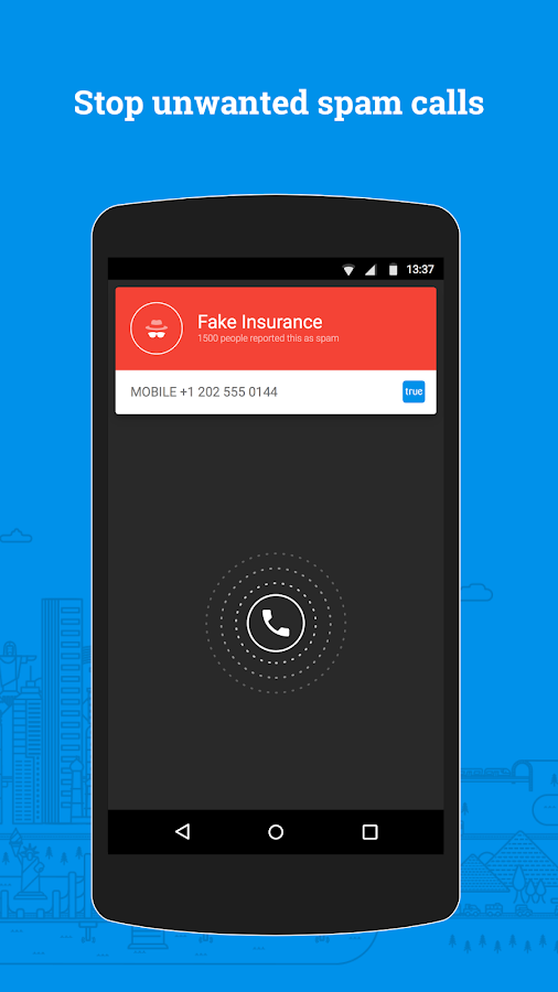 Truecaller - Caller ID & Block- screenshot