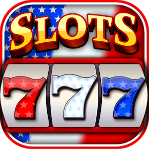 free computer slots red white and blue 777