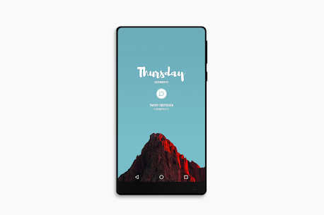 Typographical for Zooper and KWGT 6