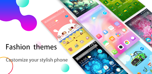 APUS Launcher - Theme, Wallpaper, Boost, Hide Apps app (apk) free download for Android/PC/Windows screenshot