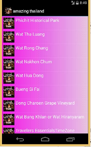 amazing thailand Phichit