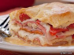 Italian Layer Bake Recipe