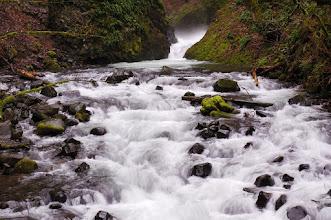 Photo: Base of Bridal Veil Falls