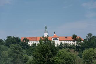Photo: Kolejny dawny klasztor benedyktyński wAttel.