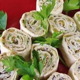 Spicy Cream Cheese Rollups Recipes.