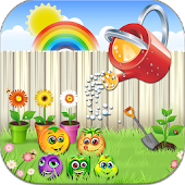 Garden Farm Makeover kids game