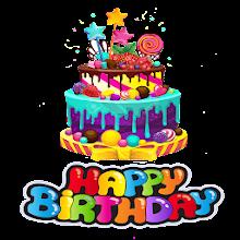 Birthday Greeting Cards Free App Apk