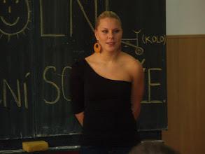 Photo: Školní kolo recitační soutěže - Johanka z 3. A.