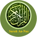Surah An-Nas with translation icon