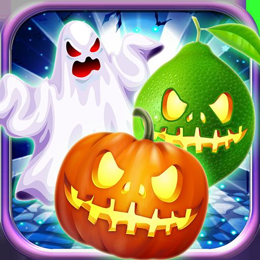 Fruit Halloween Match 3 (game)