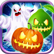 Game Fruit Halloween Match 3 APK for Windows Phone